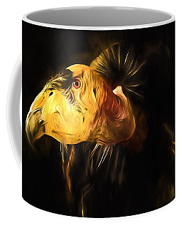 Condor Americana - Don't Mess Around With Me Coffee Mug