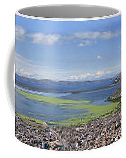 Condor Hill, Puno, Peru Coffee Mug