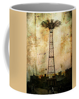 Coney Island Eiffel Tower Coffee Mug