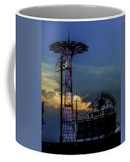 Coney Island Parachute Jump Coffee Mug