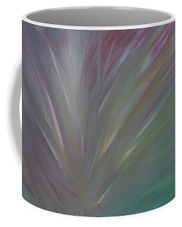 Coffee Mug featuring the painting Confused by Jennifer Muller