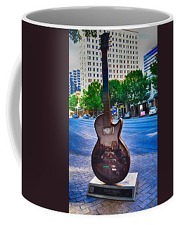 Congress Avenue Sixth String Coffee Mug