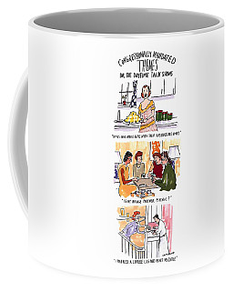 Congressionally Mandated Themes For The Daytime Coffee Mug