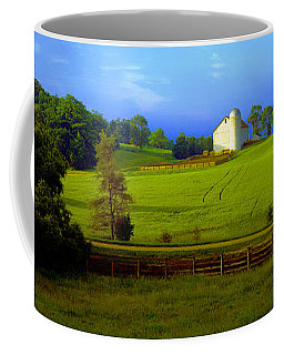 Conley Road Farm Spring Time Coffee Mug