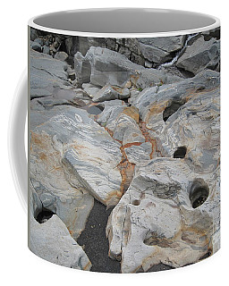 Connecticut River Bed Coffee Mug