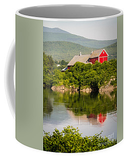 Connecticut River Farm Coffee Mug