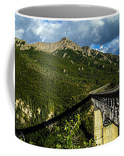 Connecting Life Coffee Mug