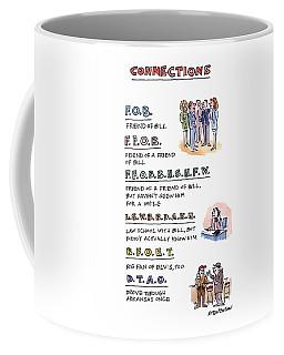 Connections: Coffee Mug