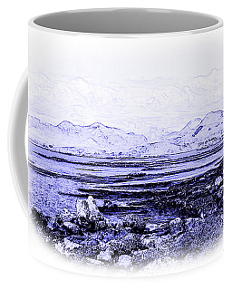 Coffee Mug featuring the photograph Connemara Shore by Jane McIlroy