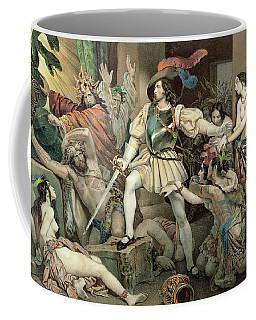 Conquest Of Mexico Hernando Cortes Coffee Mug