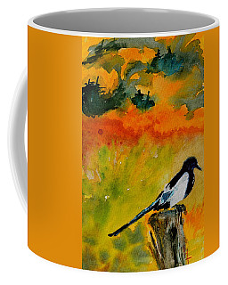 Consider Coffee Mug by Beverley Harper Tinsley