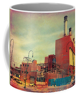 Consolidated Edison Company Of New York Coffee Mug