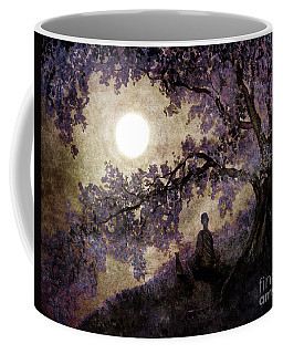 Contemplation Beneath The Boughs Coffee Mug