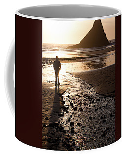 Contemplation Coffee Mug