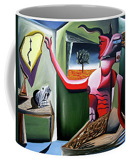 Contemplifluxuation Coffee Mug