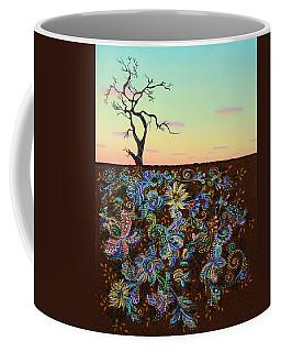 Contented Coffee Mug