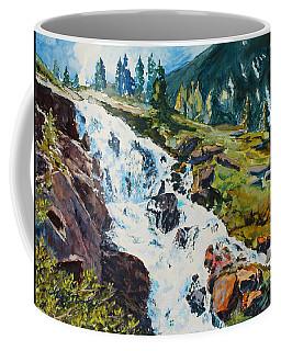 Continental Falls Coffee Mug