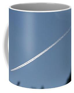 Contrail Coffee Mug