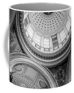 Converging Curves Coffee Mug