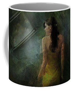 Conversance Conceptual Portrait Coffee Mug