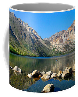 Convict Lake Panorama Coffee Mug