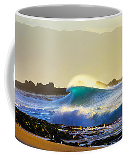 Cool Curl Coffee Mug
