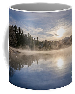 Cool November Morning Coffee Mug