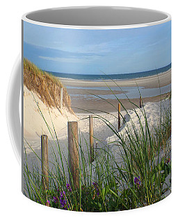 Cool Of Morning Coffee Mug by Dianne Cowen