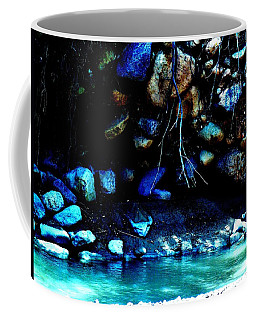Coal Creek Cedar Canyon Utah Coffee Mug
