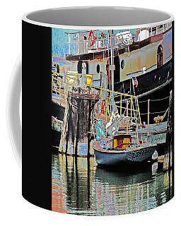 Coos Bay Harbor Coffee Mug