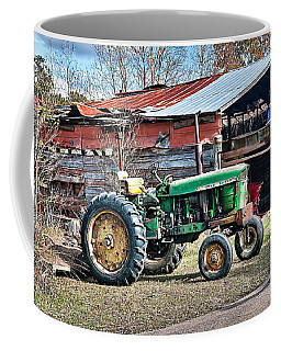 Coosaw - John Deere Tractor Coffee Mug