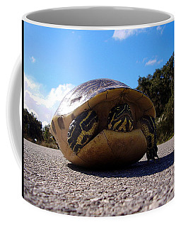 Cooter Turtle Coffee Mug