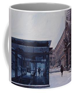 Copley Winter Coffee Mug
