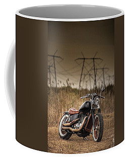 Copper Chopper Coffee Mug