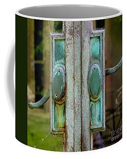 Copper Doorknobs Coffee Mug