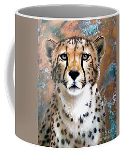 Copper Flash - Cheetah Coffee Mug