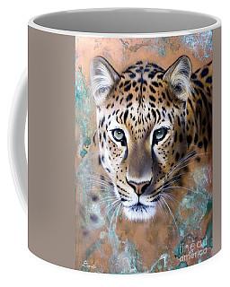 Copper Stealth - Leopard Coffee Mug