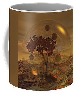 Copper Terrarium Coffee Mug