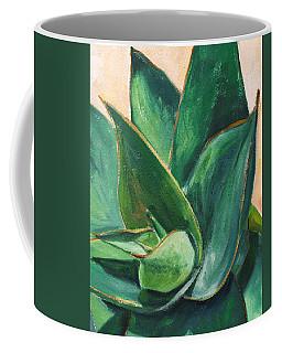 Coral Aloe 3 Coffee Mug
