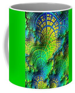 Coral Electric Coffee Mug