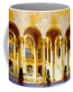 Coral Gables Series 01 Coffee Mug