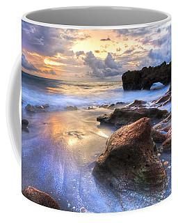 Coral Garden Coffee Mug by Debra and Dave Vanderlaan