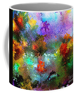 Coral Reef Impression 1 Coffee Mug by Hazel Holland