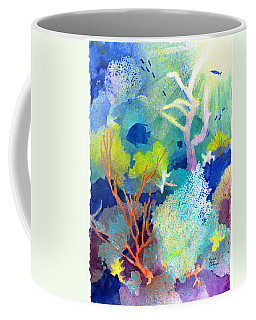 Coral Reef Dreams 1 Coffee Mug