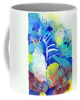 Coral Reef Dreams 3 Coffee Mug