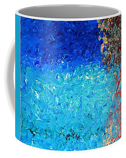 Coral Reef I Coffee Mug