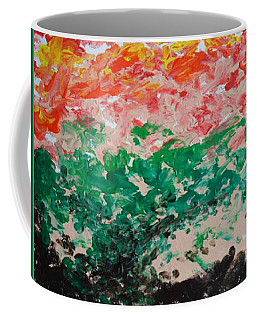 Coral Reef II Coffee Mug
