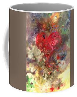 Corazon Coffee Mug by Julio Lopez