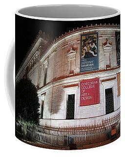 Corcoran Gallery Of Art Coffee Mug by Cora Wandel