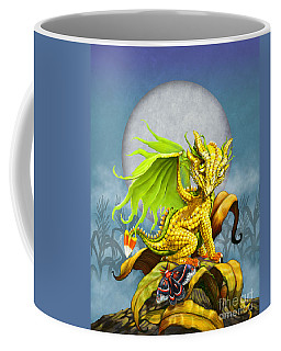 Corn Dragon Coffee Mug